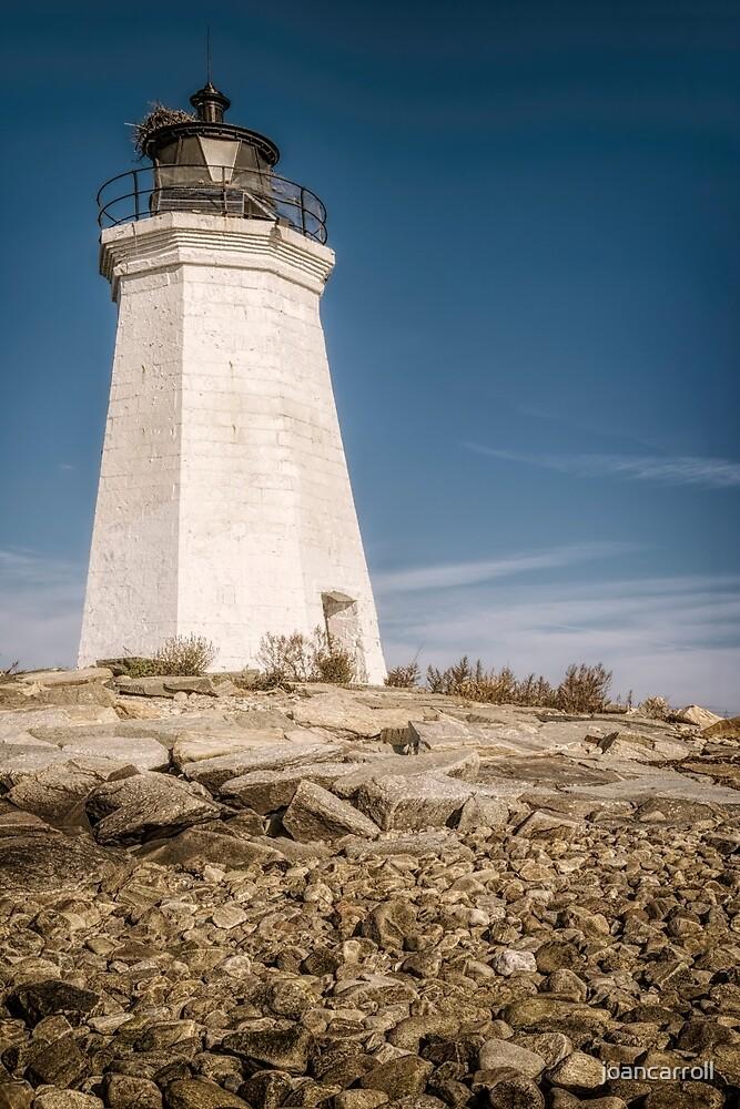 Black Rock Harbor Lighthouse  by joancarroll