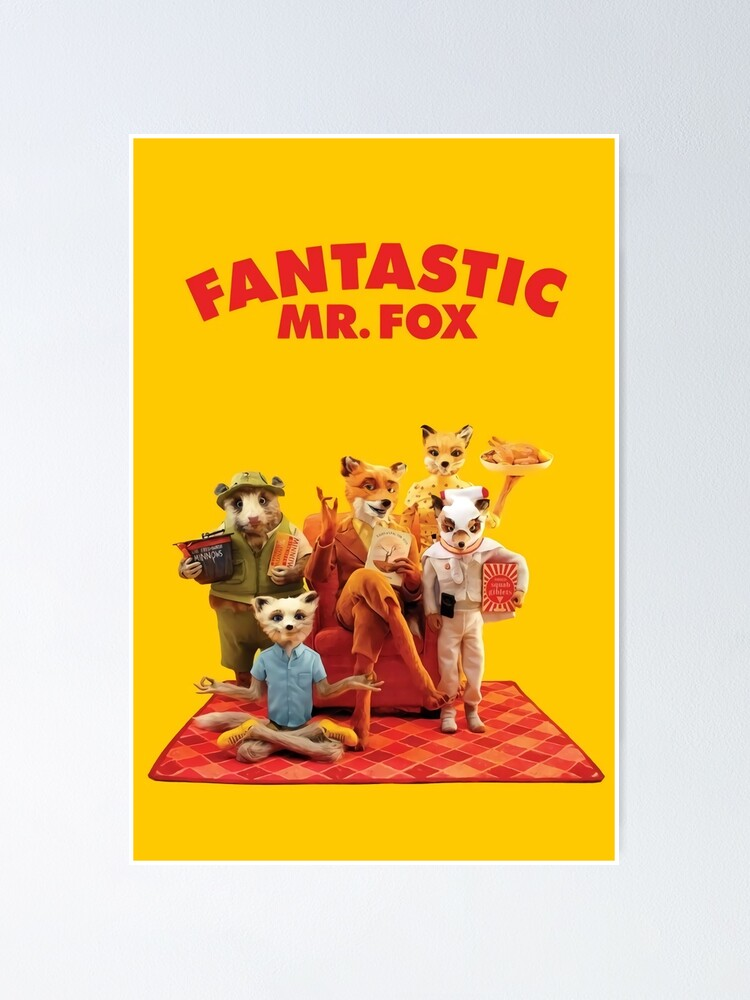 Alternate view of Family of Fox Poster