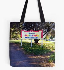Follow Me to Fairyland Tote Bag