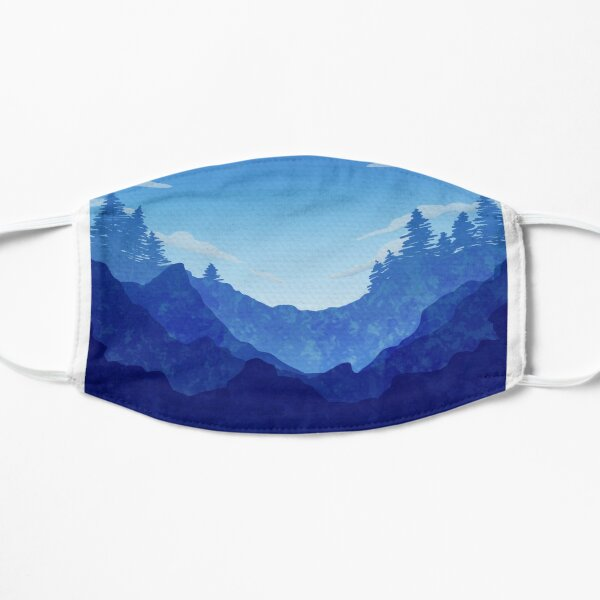 blue valley Mask