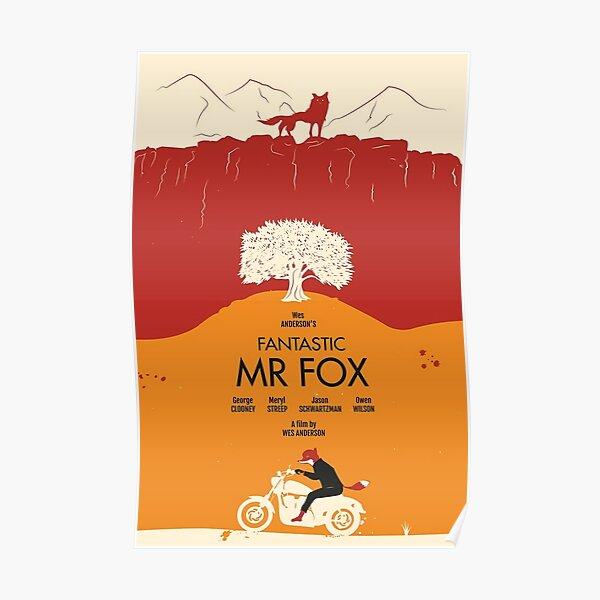 Fox Rider Poster