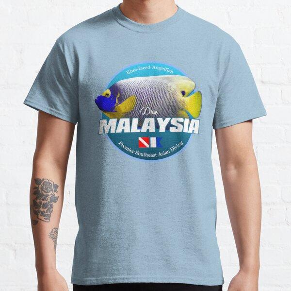 Dive Malaysia (DD2) Classic T-Shirt