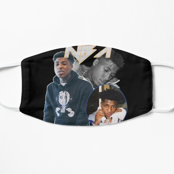 NBA YOUNGBOY Mask