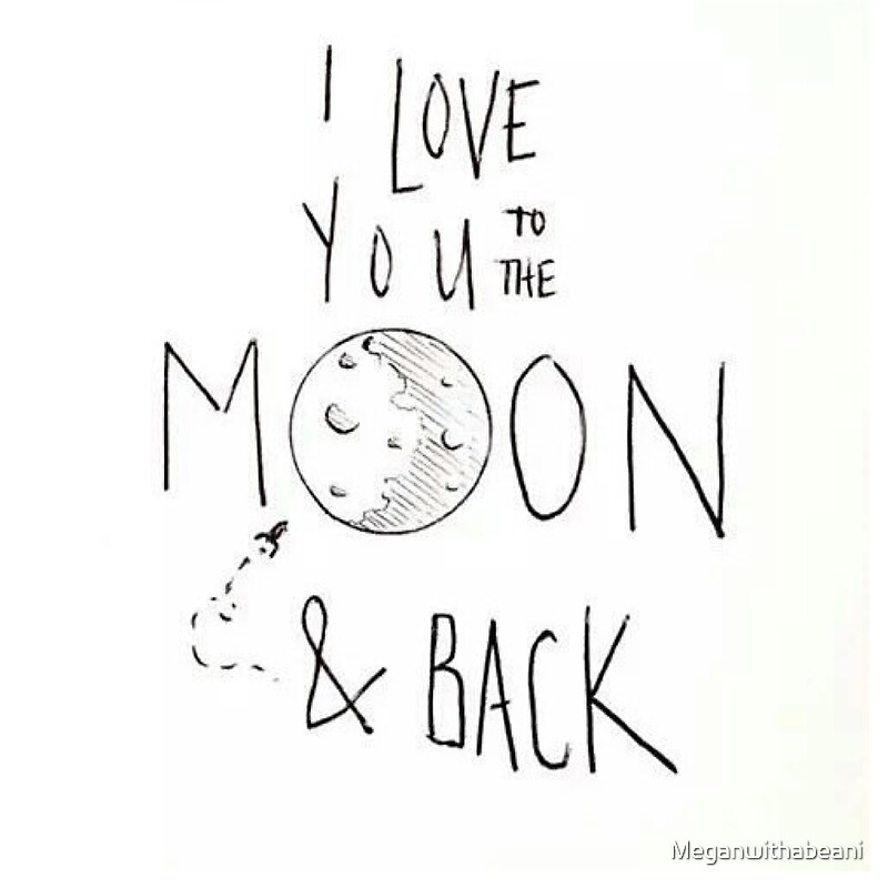 to the moon and back übersetzung