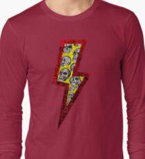 SKULL STRIKE Long Sleeve T-Shirt