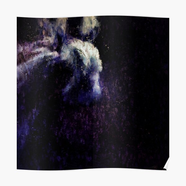 Abstract horsy  Poster