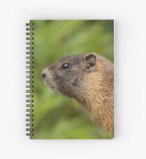 My Beautiful Fur Spiral Notebook