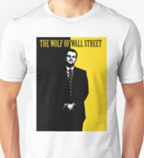 Wolf of Wall Street - Scarface T-Shirt