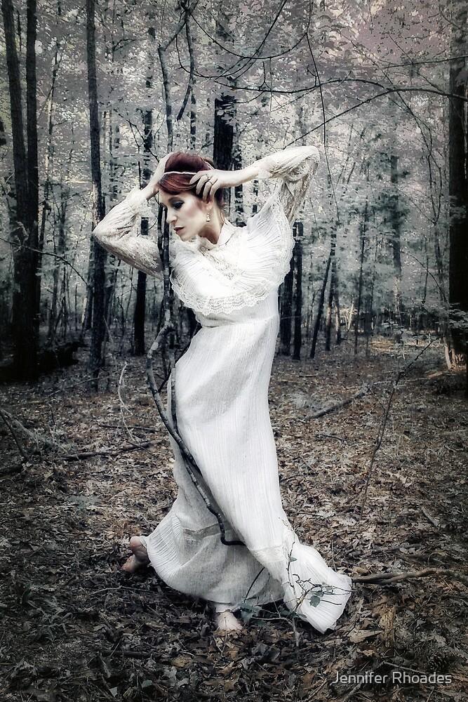 The Faery Grove by Jennifer Rhoades