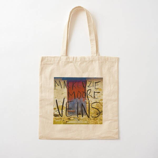 Veins Cotton Tote Bag