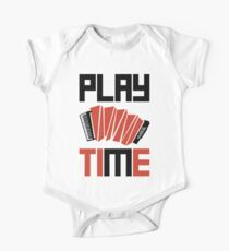 play time Short Sleeve Baby One-Piece