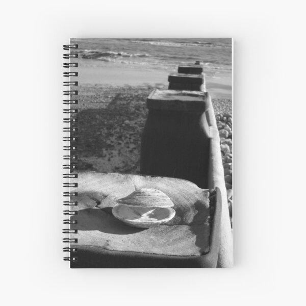 Bexhill, Empty Shell Spiral Notebook