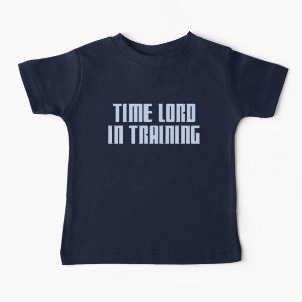 Time Lord in Training Camiseta para bebés