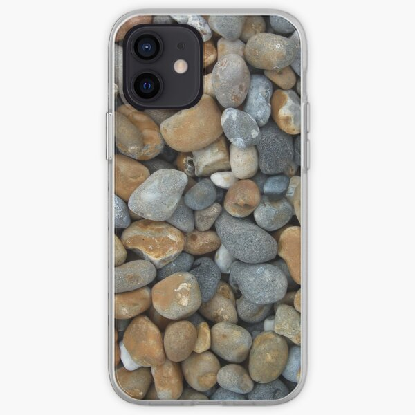 Pebbles iPhone Soft Case
