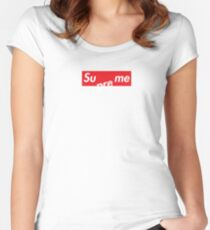 Sue Me - Supreme OG Women's Fitted Scoop T-Shirt