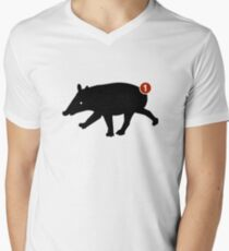 New Tapir? Men's V-Neck T-Shirt
