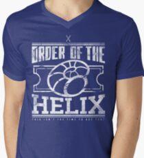 Order of the Helix Men's V-Neck T-Shirt
