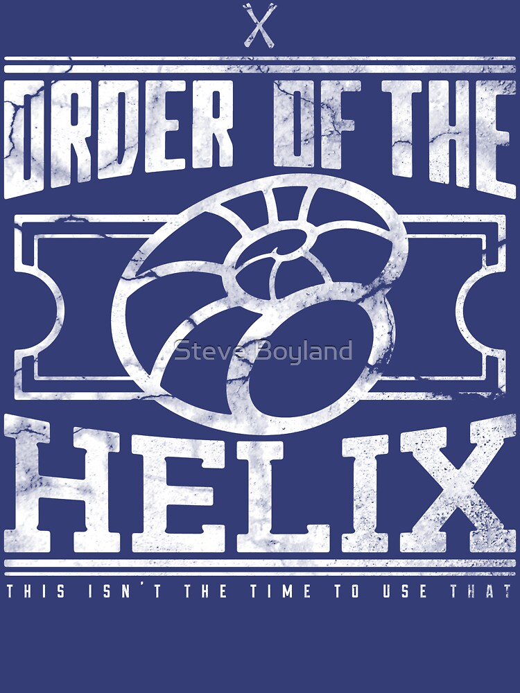 Order of the Helix by saboyland