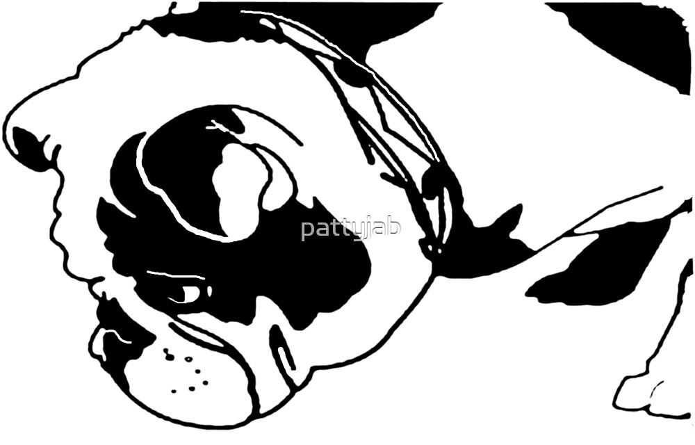Bulldog by pattyjab