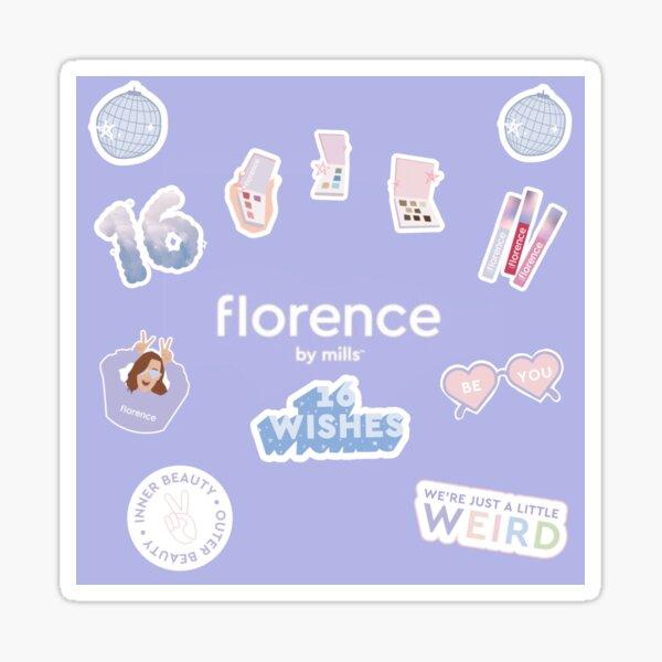 Florence par les moulins | 16 souhaits Sticker