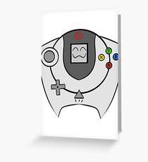SEGA HAPPY DREAMCAST Greeting Card