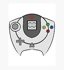 SEGA HAPPY DREAMCAST Photographic Print