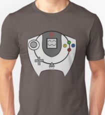 SEGA HAPPY DREAMCAST Unisex T-Shirt