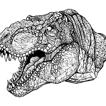 Tyrannosaurus by E-McAleavey
