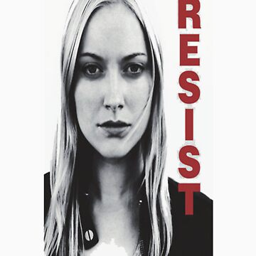 Resist fringe tribute by nicethreads