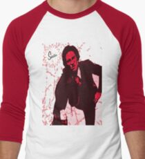 Mike Strutter red  Men's Baseball ¾ T-Shirt
