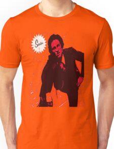 Mike Strutter red  Unisex T-Shirt