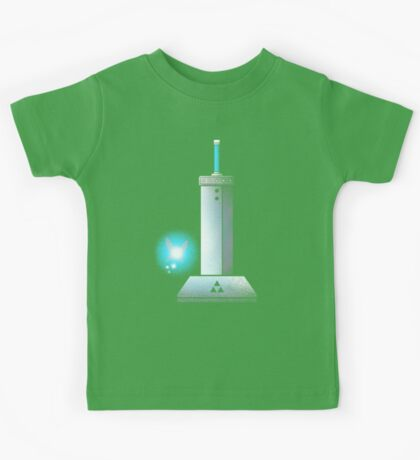 MASTER BUSTER SWORD Kids Clothes