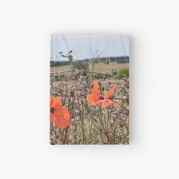 The Countryside  Hardcover Journal