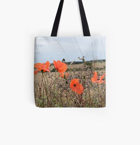 The Countryside  All Over Print Tote Bag