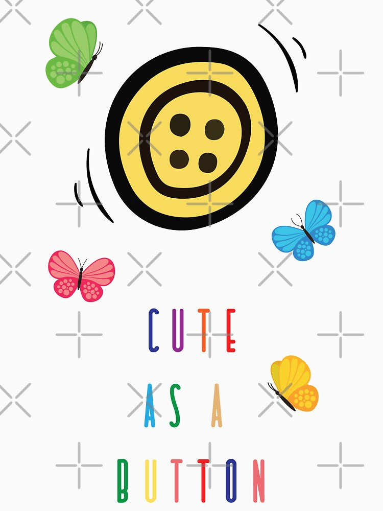 Cute as a button by moi-kapelka