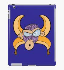 Bad Monkey Pirate iPad Case/Skin