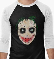 The Killing Vorhees Men's Baseball ¾ T-Shirt