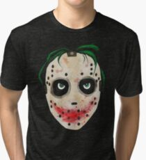 The Killing Vorhees Tri-blend T-Shirt