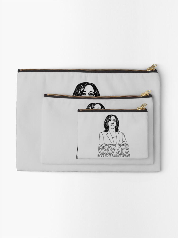 Alternate view of MOMS FOR MOMALA Zipper Pouch