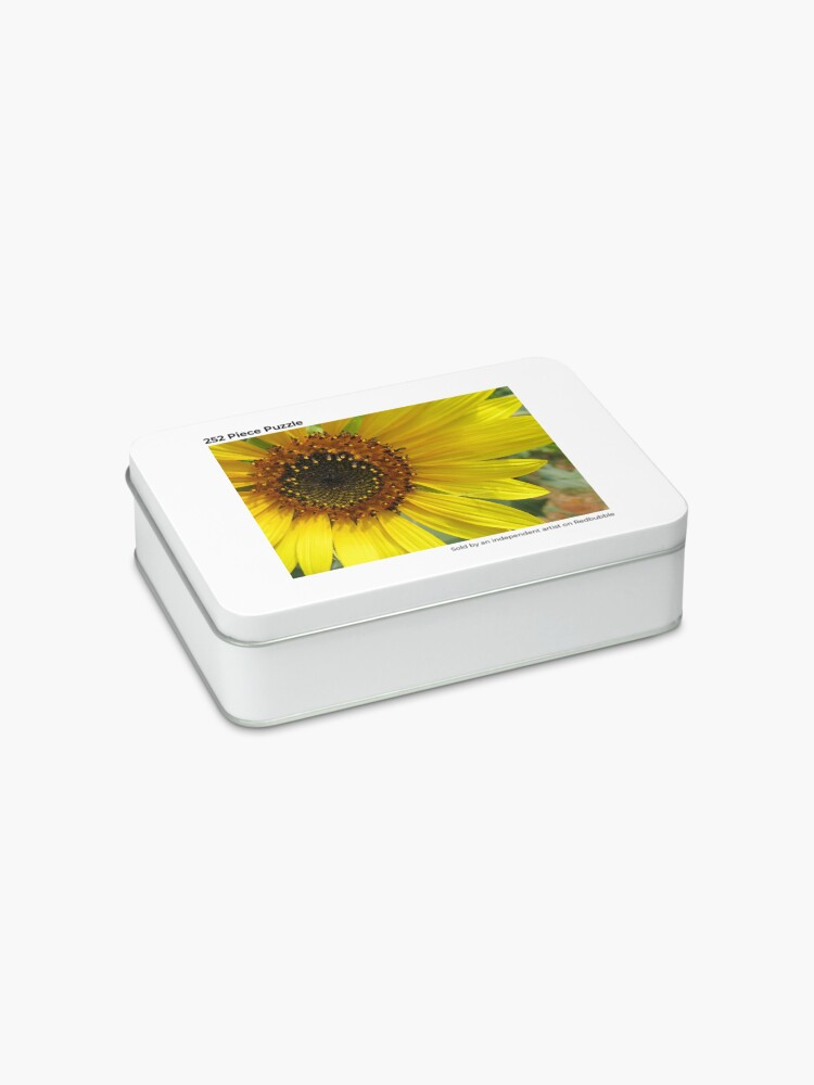 Alternate view of Sunflower Jigsaw Puzzle