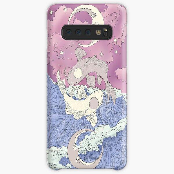 Tui and La, Moon and Ocean Spirits Art Nouveau Samsung Galaxy Snap Case