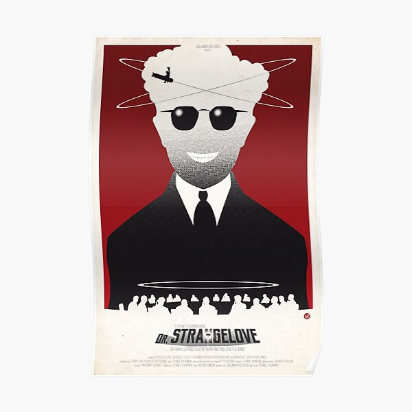 Dr Strangelove (SK Films) Poster