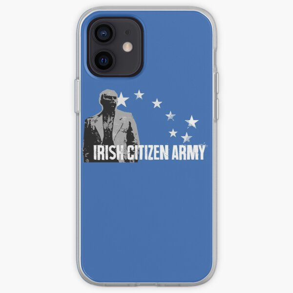 The Irish Citizen Army iPhone Soft Case