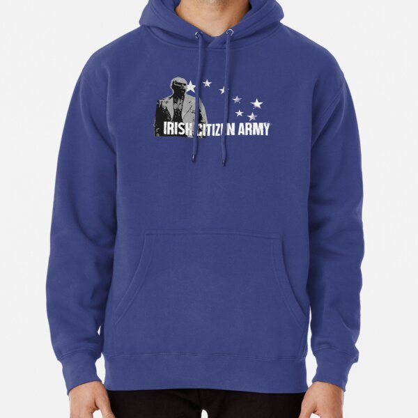 The Irish Citizen Army Pullover Hoodie
