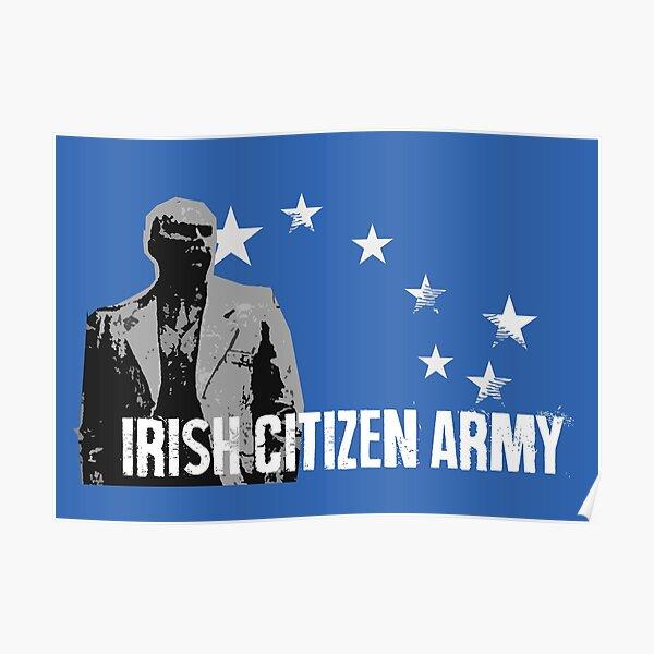 The Irish Citizen Army Poster