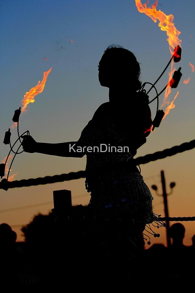 She's a Fire Eater! by KarenDinan