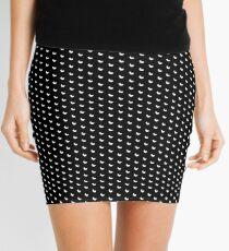 White Duck Mini Skirt
