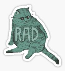 Rad Cad Sticker
