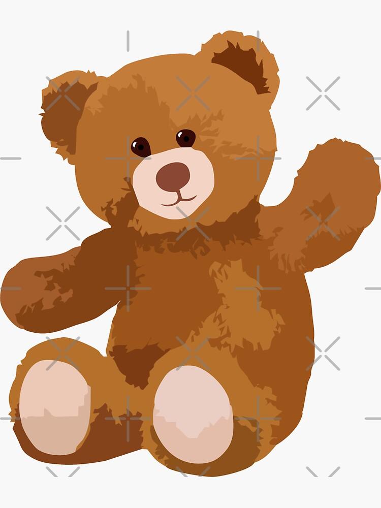 Teddy Bear Sticker by carlarmes