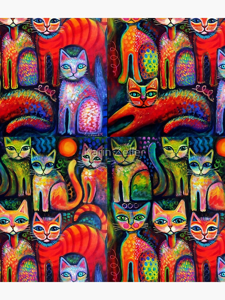 Cute kittens by karincharlotte